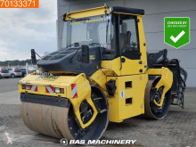 Дорожный каток Bomag BW174 AP-3 AM With spreader - low hours - German machine б/у