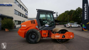 Hamm 3307 used single drum compactor