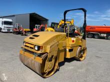 Compacteur monocylindre Caterpillar CB334E