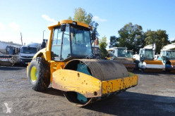 Ammann ASC 110D used single drum compactor