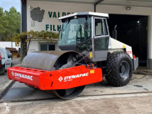 Dynapac CA280D compactor pe roti second-hand