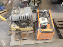 Bomag vibrating plate compactor BPR25/450-3