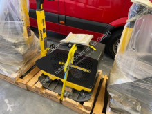 Bomag BPR 40/60D used vibrating plate compactor