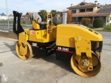 Caterpillar CB-334E compactor tandem second-hand