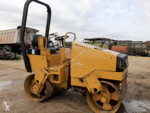 Caterpillar CB224C used tandem roller