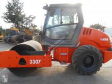Hamm 3307 used single drum compactor