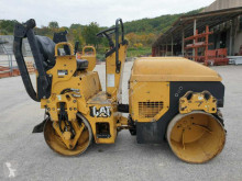 Caterpillar CB-113 used tandem roller
