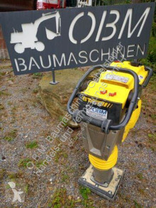 Compactador compactador a mano placa vibratoria Bomag Vibrationsstampfer BT 65 - so gut wie neu