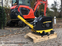Bomag BPR40/60D used vibrating plate compactor