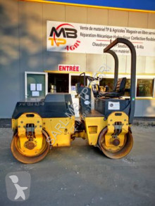 Bomag BW120AD-3 used tandem roller