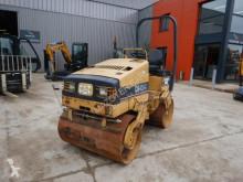Compactador Caterpillar CB224C compactador tándem usado