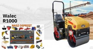 Compactador compactador tándem Kingway R1000