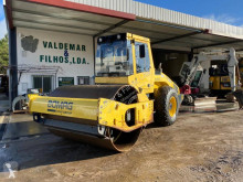 Bomag BW211 D-4 used single drum compactor