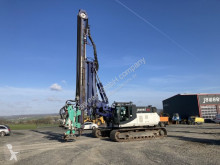 Pile-driving machines drilling, harvesting, trenching equipment ABI TM 14/17 B / Sennebogen SR35T