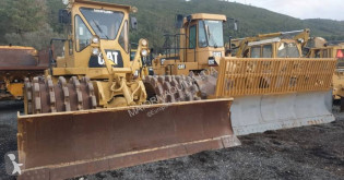Schapenpootwals Caterpillar 824B
