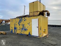 Häny/ Spibo / Bentonit Mischanlage vůz na beton použitý