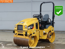 Compactador tandem Caterpillar CB2.7 NEW UNUSED CAT ROLLER