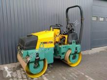 Compactador Ammann AV 40 mini walec compactador tándem usado