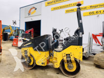 Bomag bw100ad-5 compacteur tandem occasion