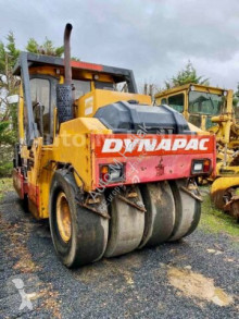 Dynapac CC501 C used single drum compactor