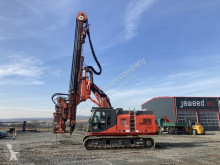 Pile-driving machines drilling, harvesting, trenching equipment TM 13/16 SL / SR 35T / Rammgerät Sheet Piling