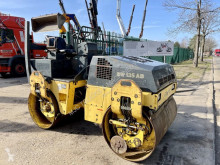 Каток тандемный Bomag BW 135 AD - TANDEMWALS / ROLLER / WALZ - VIBRATION / VIBRATING - DEUTZ 3 CILINDER - BE MACHINE