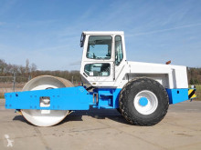 Hamm 4011 D used single drum compactor