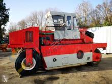 Albaret wheeled roller 1