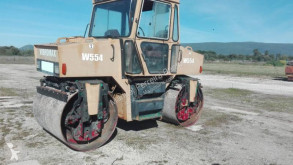 Vibromax W 554 used tandem roller
