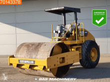 Caterpillar CS533 E GOOD ROLLER monocilindru compactor second-hand