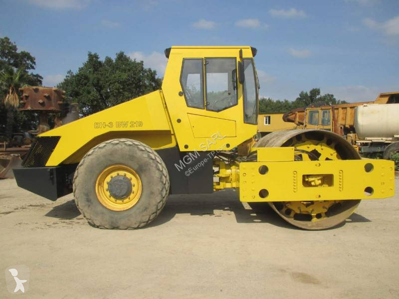 View images Bomag BW219 DH-3  compactor / roller