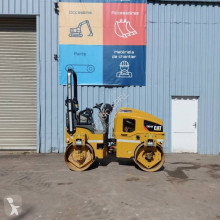 Caterpillar CB24B compactor tandem second-hand