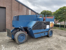 Wheeled roller W15 Bandenwals
