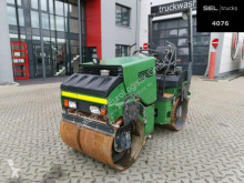 Hamm HD 10 / Tandemwalze mit zwei Vibrationsbandagen used single drum compactor