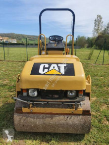 Caterpillar CB214D compactor tandem second-hand