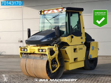 Tek tamburlu silindir Bomag BW154 ACP-4AM GERMAN MACHINE FROM FIRST OWNER