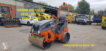 Hamm HD 10 CVV çift tamburlu silindir ikinci el araç