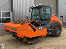 Hamm H13IP Padfoot Single Drum Vibrating Roller compactador pé de carneiro usado