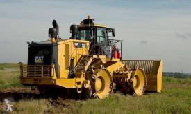 Caterpillar 826K demo bulldozer på hjul brugt