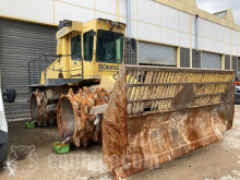 Bomag BC772RB used landfill compactor