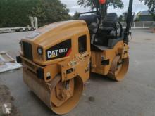 Caterpillar CB2.7 used single drum compactor