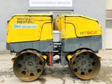 Compactador Wacker Neuson RT82-SC2 usado