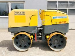 Wacker Neuson RT82-SC2 Walze gebrauchte