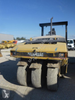 Caterpillar PS300B used wheeled roller
