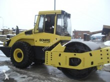 Bomag BW216 D4 used single drum compactor