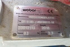 Ver las fotos Compactador Weber CF2HD
