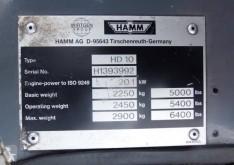 Преглед на снимките Валяк Hamm HD 10