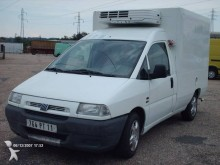 Fiat Scudo 1.9 D used insulated refrigerated van