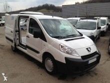 Peugeot Expert 2,0L HDI 120 CV used positive trailer body refrigerated van