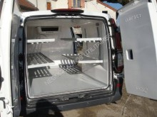 Mercedes positive trailer body refrigerated van Vito